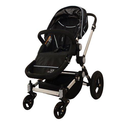Kidiway iZoom Stroller, Black