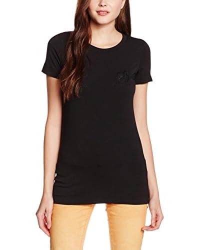 Just Cavalli Camiseta Manga Corta Negro L