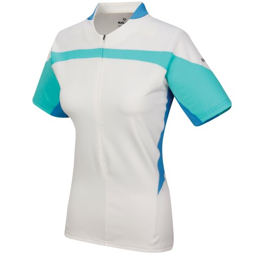 Buy Low Price Pearl iZUMi Women's Elite 3/4 Zip Jersey (0847-065-MD)