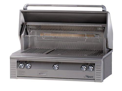 Alfresco Alx2-36-Lp Lp Built-In Standard Grill, 36-Inch