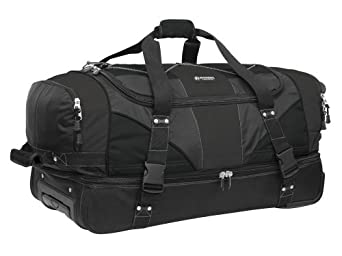 Outdoor Products La Guardia Rolling Travel Bag by Outdoor Products