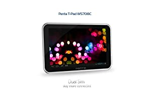 BSNL Penta T-Pad WS708C Tablet (WiFi, Voice Calling)