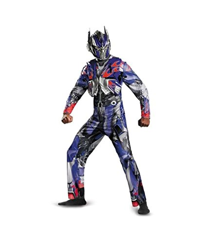 Transformers Age of Extinction Optimus Prime Mens Costume deluxe