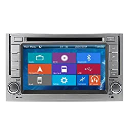 See Crusade Car DVD Player for Hyundai H1 2007-2012 Support 3g,1080p,iphone 6s/5s,external Mic,usb/sd/gps/fm/am Radio 6.2 Inch Hd Touch Screen Stereo Navigation System+ Reverse Car Rear Camara + Free Map Details