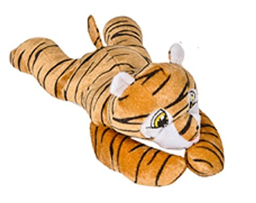 Orange Tiger Plush Toy front-964822