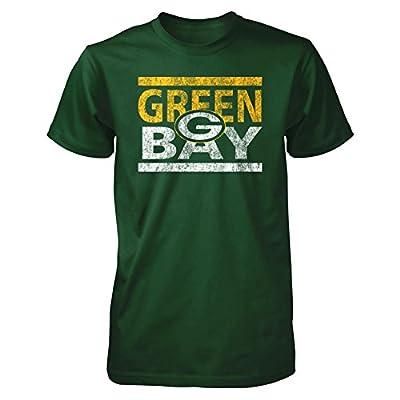 Sports Chief RUN Green Bay Men's T Shirt