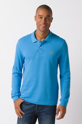 Long Sleeve Classic Pique Polo