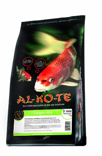 AL-KO-TE Conpro-Mix 3 mm, 1-er Pack (1 x 3 kg)
