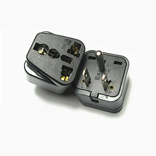 [universal USA Canada Japan Thailand Taiwan travel power adapter copper big power converter power switch plug socket] (Plug And Socket Costume Canada)