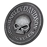 【HARLEY-DAVIDSON】ハーレーダビッドソン スカル パブサイン HDL-15311