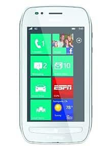 Nokia Lumia 710 White 8Gb WiFi Windows Unlocked 3G GSM Bar Cell Phone