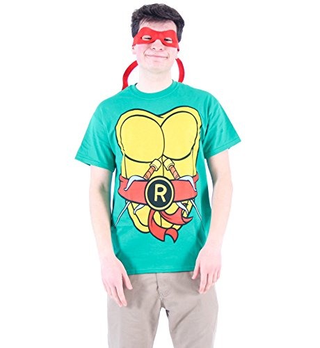 TMNT Costume Shirt - 4 Designs. XS to 3XL