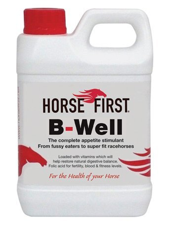 B-Well, Horse First, Horse Nutrition, Digestion And Behaviour, 2.5L