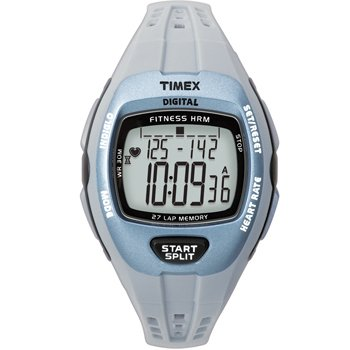 Timex Zone Trainer Digital Heart Rate Monitor Watch T5J983