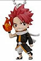 "Fairy Tail TOMY Mini Deformed Figure Keychain Part 3-2"" Natsu Dragneel"