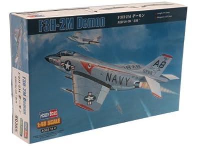 Hobby Boss F3H-2M Demon Airplane Model Building Kit