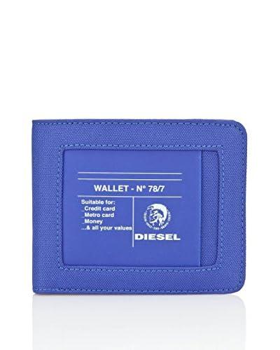 Diesel Billetero Hiresh Azul