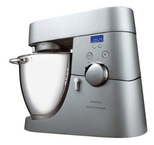 prezzo: Prezzi Kenwood KM040 CHEF MAJOR TITANIUM Kitchen Machine Sconti