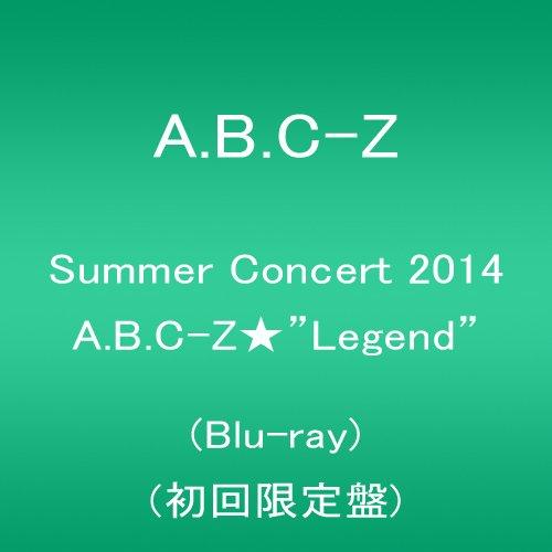 Summer Concert 2014 A.B.C-Z★