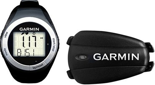 Garmin Forerunner 50 Water Resistant Running GPS With Foot Pod