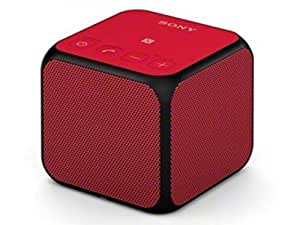 Mobile Computer Accessories 1 Channel Bluetooth Speaker (Red)