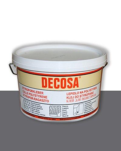 decosa styroporkleber wei eimer 4 kg. Black Bedroom Furniture Sets. Home Design Ideas
