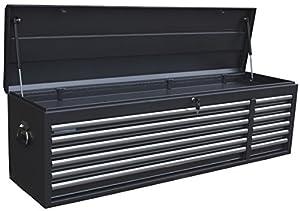 WEN 74812 66-Inch 12-Drawer Top Storage Tool Chest