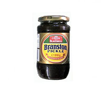 Branston Pickle 310g - Pack of 2 Jars! by Branston