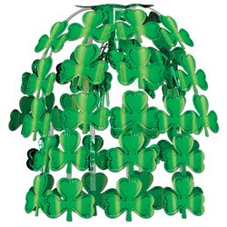 Shamrock Cascade Party Accessory (1 count) (1/Pkg)