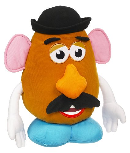 "Playskool Toy Story 3 Mr. Potato Head Jumbo 15"" Plush front-928577"
