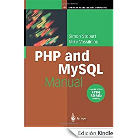 PHP and MySQL Manual: Simple, yet Powerful Web Programming (Springer Professional Computing)