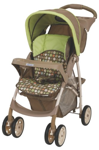 Graco Literider Stroller, Lively Dots