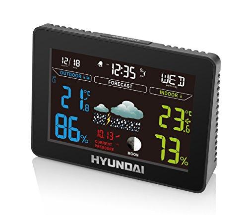 hyundai-funk-wetterstation-funkuhr-hygrometer-thermometer-wettervorhersage-funkwecker-luftfeuchtigke