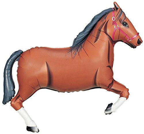 """Horse Jumbo 43"""" Foil Balloon"""