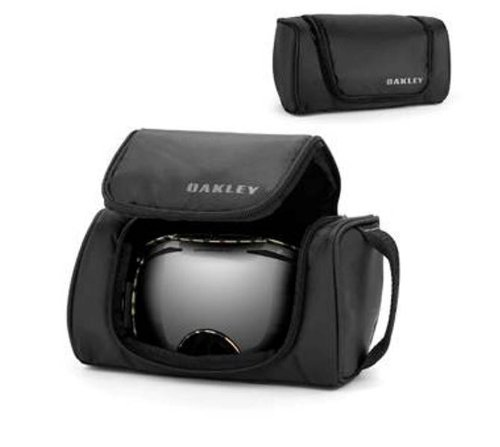 Oakley Oakley Universal Soft Goggles Case Black