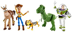 "Disney/Pixar Toy Story 4"" Basic Figure (5-Pack)"