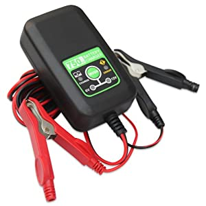 Battery Life BL750 6V/12V 750 mA Battery Charger and Maintainer