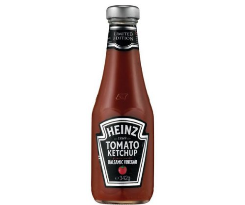 Heinz Limited Edition Tomato Ketchup Blended With Balsamic Vinegar - 14 Oz (Quantity Of 3) front-416164