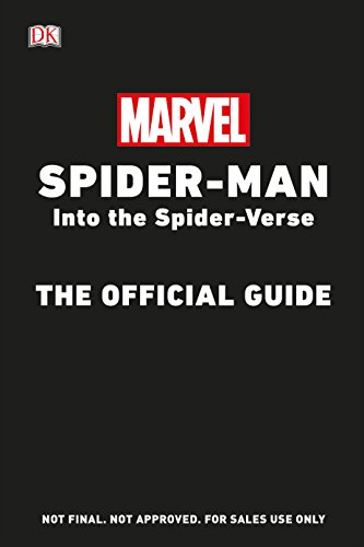 Marvel Spider-Man: Into the Spider-Verse: The Official Guide [Last, Shari] (Tapa Dura)