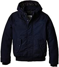 Quiksilver Brooks Youth Veste Garçon Navy Blazer FR : 14 ans (Taille Fabricant : L/14)