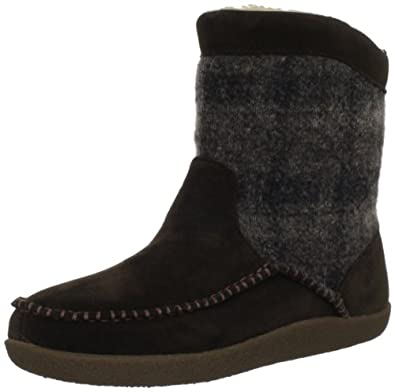 ACORN Men's Crosslander Boot,Driftwood Plaid,7 M US