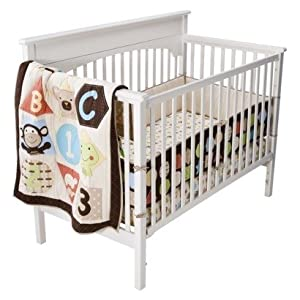 Circo® ABC/123 3pc Crib Bedding Set