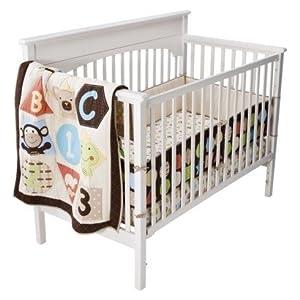 Circo® ABC/123 3pc Crib Bedding Set