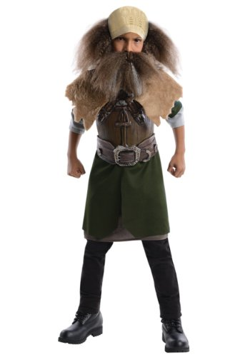 The Hobbit Deluxe Dwalin Costume