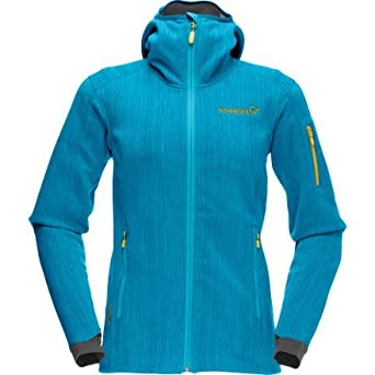 Norrona Lyngen Warm2flex Fleece Jacket - Ladies by Norrona
