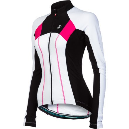 Buy Low Price Hincapie Sportswear Pure Women's Long Sleeve Jersey (B009AGHHWY)