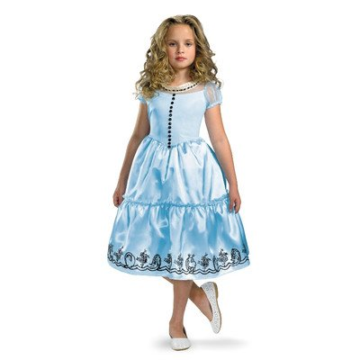 Disney Alice in Wonderland Classic Kids Costume