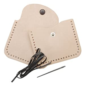 Tandy Leather Factory Coin Purse Leather Craft Quick Kits