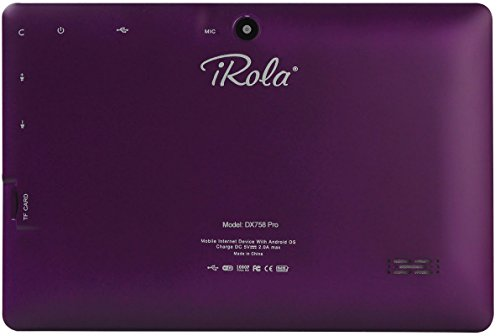 iROLA DX758 Pro Tablet PC - 7