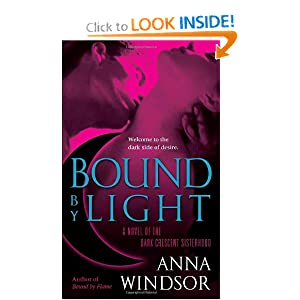 Bound by Light (The Dark Crescent Sisterhood)